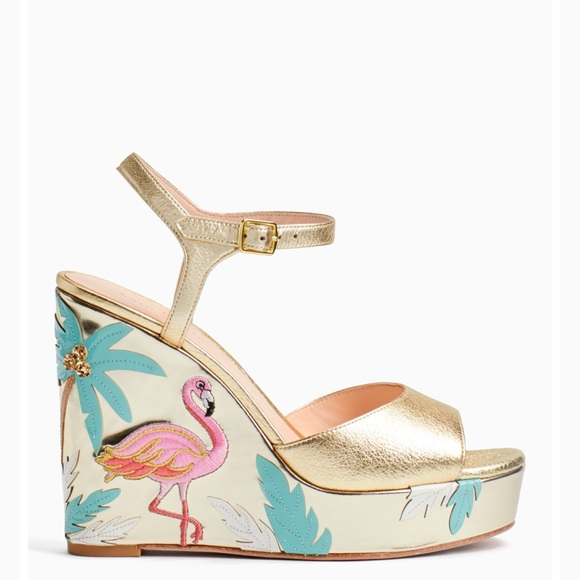 8a126994a31c kate spade Shoes - Kate Spade ♤ Darie Wedge